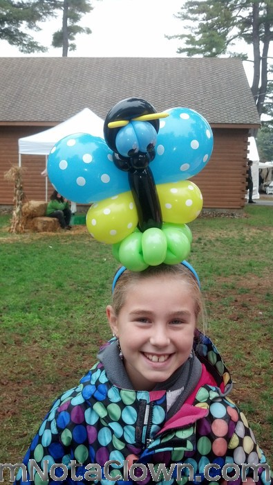 A fun Butterfly Balloon.