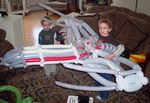 X-Wing Fighter Balloon
