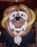 Balloon Beast Mask