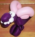 "Balloon Dragon ""Roar!"""