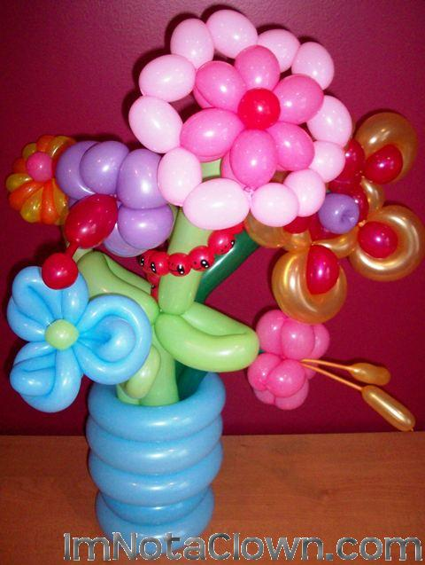 Balloon Flower Delivery