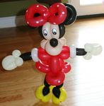 Minnie Parody Balloon