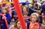 Balloon Storytelling at the Candia, NH Library